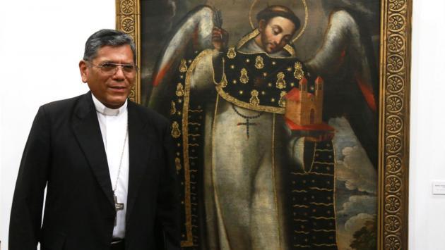 Ministerio de Cultura entregó lienzos recuperados en Estados Unidos