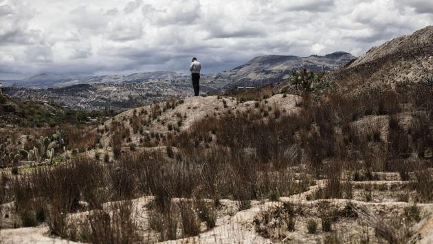 """Presentan muestra itinerante """"Desaparecidos"""" en Lugar de la Memoria de Junín"""