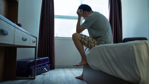 Cómo detectar y aliviar la depresión en personas mayores