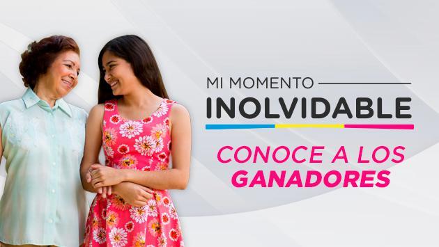 ¡Conoce a las afortunadas ganadoras del concurso 'Mi momento inolvidable'!