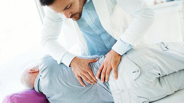 ¿Cuáles son los síntomas de la lumbalgia?