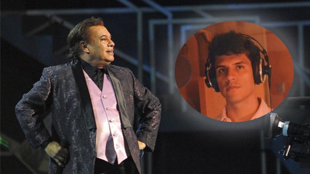 Hijo de Juan Gabriel se lanza como cantante