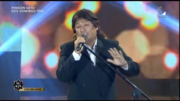 Imitador de Roberto Carlos cautivó al jurado de 'Yo soy' (VIDEO)