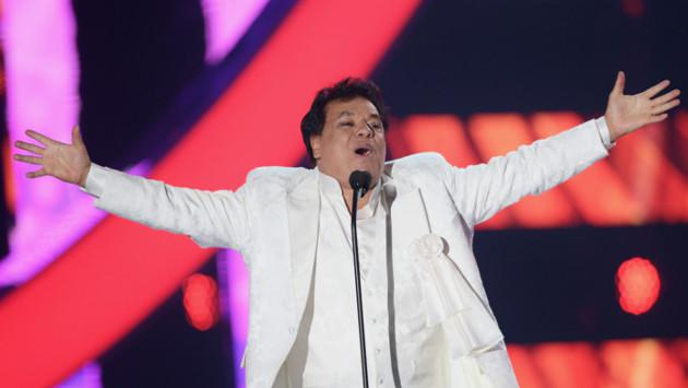 Juan Gabriel ganó cinco premios Billboard 2017 (VIDEO)