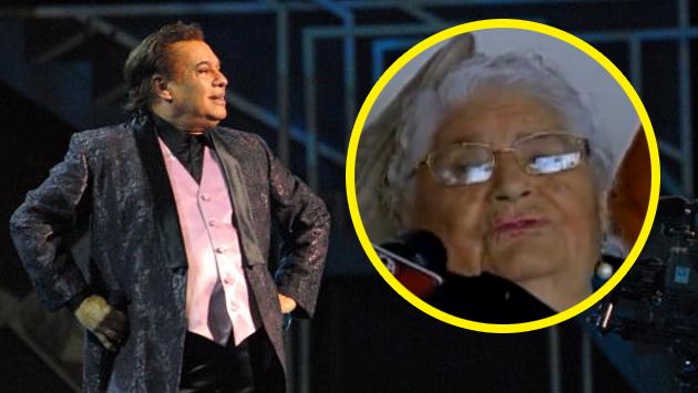 ¡Conoce a la segunda mamá de Juan Gabriel, que es peruana!