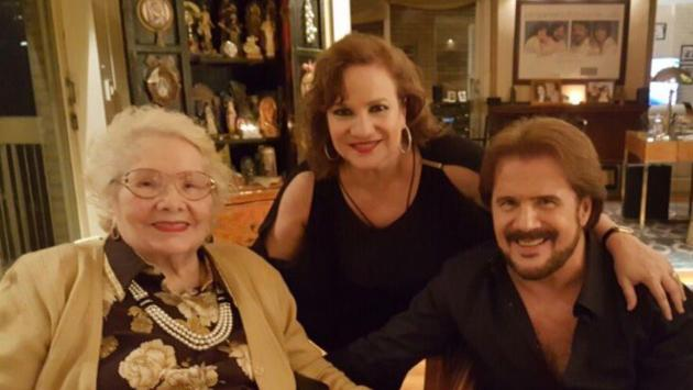 ¡Triste noticia! Murió María Engracia, madre del dúo Pimpinela