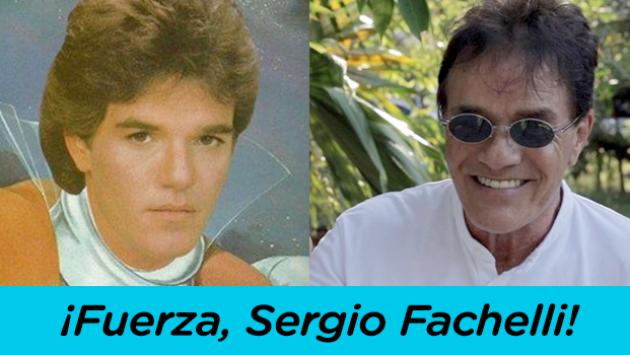 Sergio Fachelli confirmó que está ganándole la batalla al COVID-19