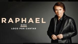 Raphael suspende todos sus conciertos de junio por motivo de salud