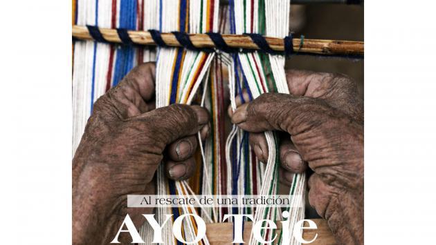 Presentan en Arequipa libro que relata historias de las tejedoras de Ayo
