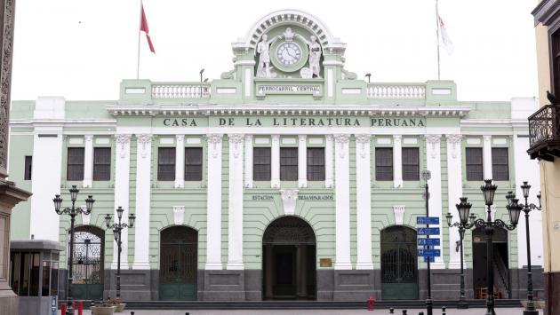La Casa de la Literatura Peruana se alista para recibir el 2017