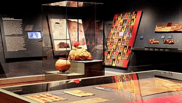 Realizan muestra sobre sitio arqueológico Cerro de Oro de Cañete