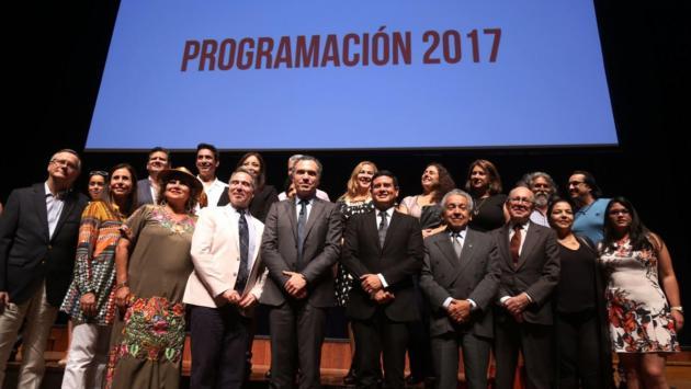Conoce la programación 2017 del Gran Teatro Nacional