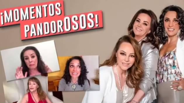 Pandora publicó divertido video de Momentos Pandorosos