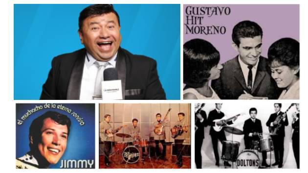 Disfruta del especial de Nueva Ola Peruana por Fiestas Patrias