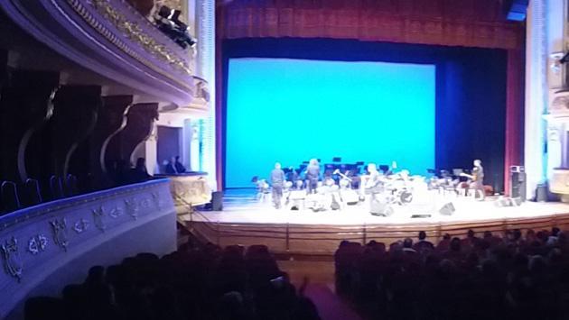 Revive los mejores momentos del concierto sinfónico de Nicola Di Bari en Lima