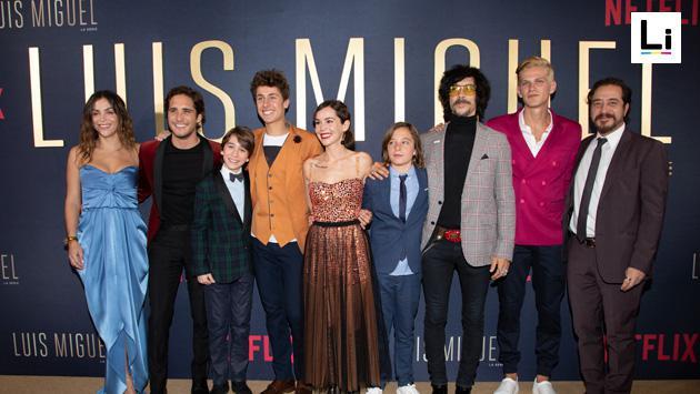 Actores de 'Luis Miguel, la serie' hablan sobre lo mejor de esta producción