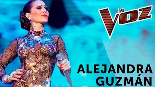 Alejandra Gumzán será la nueva coach de La Voz Telemundo