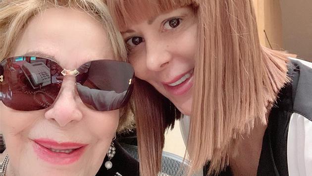 Silvia Pinal, madre de Alejandra Guzmán, recae y su familia pide donaciones de sangre para ella