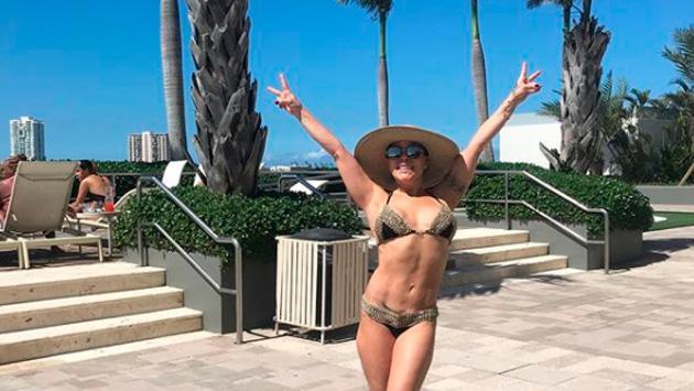 Alejandra Guzmán demuestra su nuevo talento
