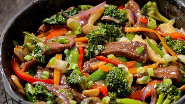 Alimentos muy ricos en hierro