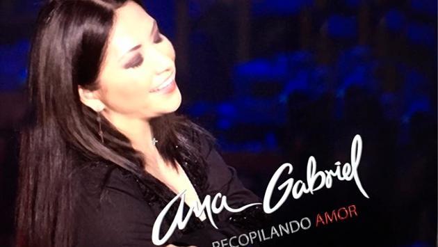 Ana Gabriel grabará nuevo disco que se lanzaría en el 2018