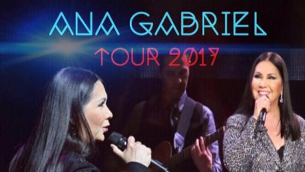 Ana Gabriel realizará gira de conciertos 'Recopilando amor 2017'