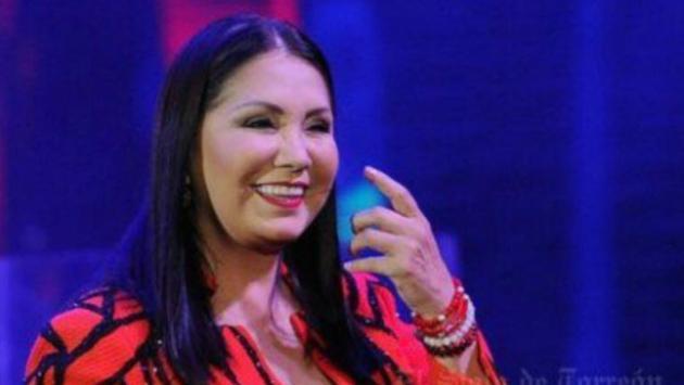 Ana Gabriel se pronunció sobre el incendio que consumió el Museo Nacional de Brasil