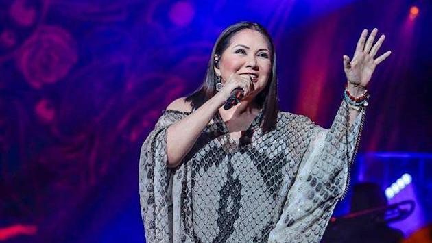 Ana Gabriel tiene problemas de salud y decide cancelar conciertos