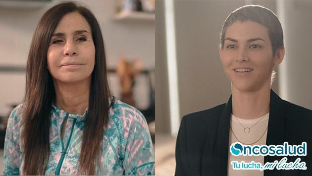 Anahí De Cárdenas y Julie Freundt unen sus voces para la lucha contra el cáncer