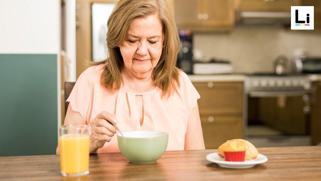 Aprende a prevenir la desnutrición en adultos mayores