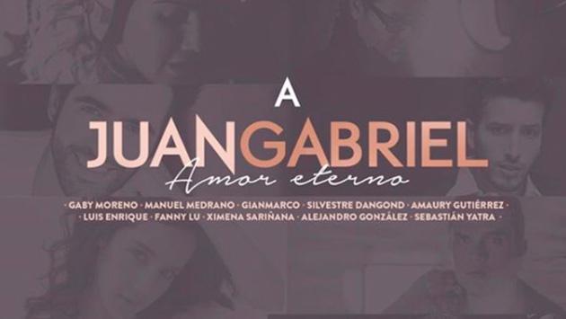 Artistas sudamericanos rinden homenaje a Juan Gabriel