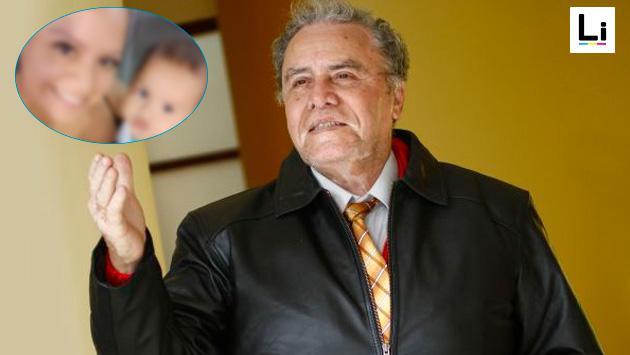 Nieto de Augusto Polo Campos sorprende en las redes con el gran parecido a su abuelo