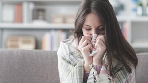 Batido casero para curar el resfrío
