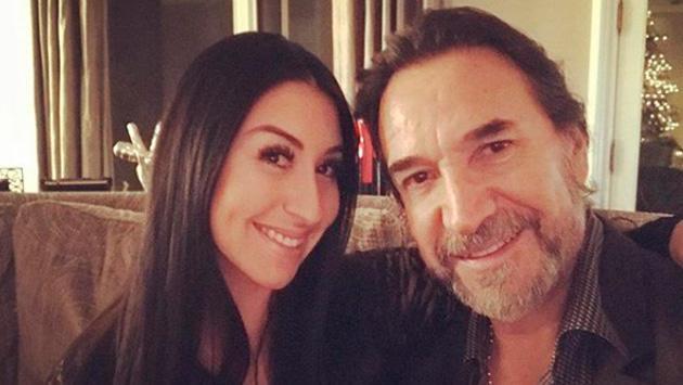 Conoce a la talentosa hija de Marco Antonio Solís que también es cantante