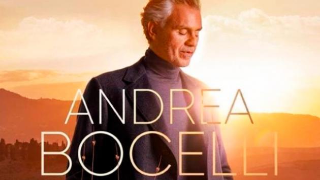'Believe' el nuevo álbum de Andrea Bocelli