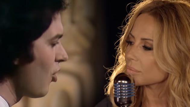 Mira la nueva versión de 'Perdóname' de Camilo Sesto con Marta Sánchez