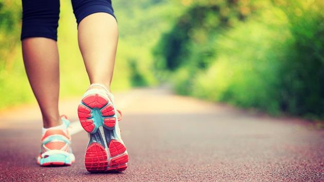 Caminar es un gran ejercicio para el cuerpo y la mente