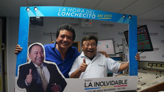 Carlos Burga, el 'José José' peruano, cuenta qué tiene preparado para La Hora del Lonchecito en Vivo