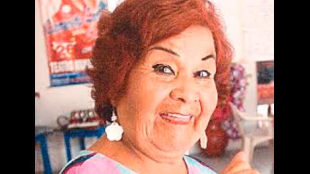 Carmencita Lara será velada en el Ministerio de Cultura