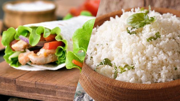 Dos cenas saludables que puedes preparar fácil y rápidamente