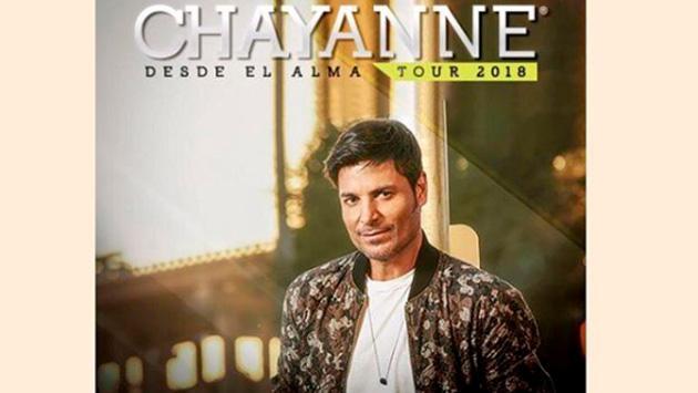 Chayanne se prepara para su gira y su presentación en los Premios Billboard