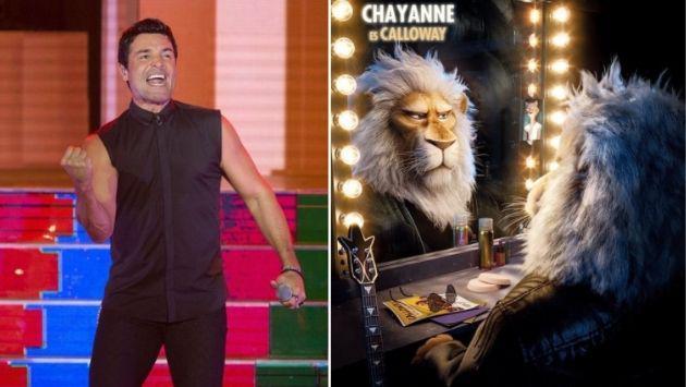 ¡Chayanne será la voz de una nueva película!