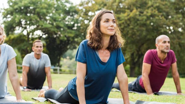 Cinco consejos para ser un adulto mayor saludable