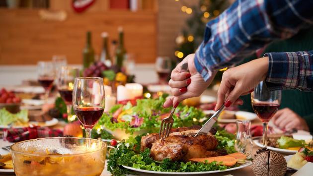Estos son los beneficios de comer pavo en Navidad