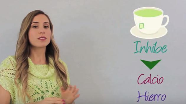 Sepa cómo tomar correctamente el té verde