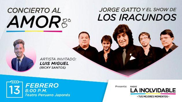 Concierto al amor: Jorge Gatto y el show de los Iracundos en Lima