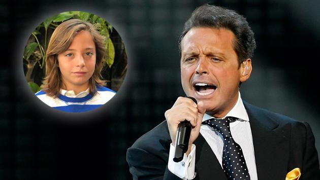 Conoce al niño que interpretará a Luis Miguel en la nueva serie de Netflix