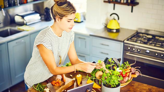 Conoce la importancia de alimentarse sanamente