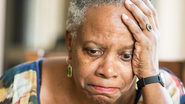 Conoce todo sobre la depresión en los adultos mayores