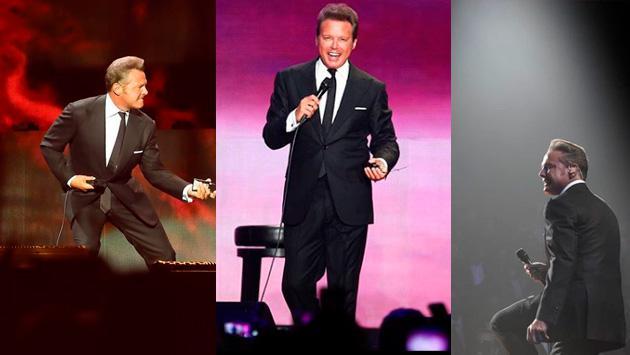 Conoce todos los conciertos que ofrecerá Luis Miguel en Latinoamérica